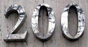 200 Barrier