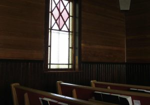 church-pew