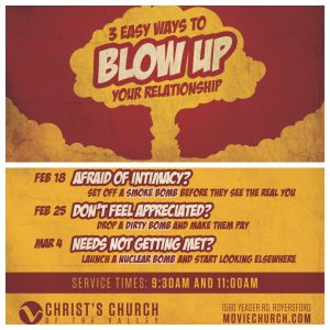 creative sermon series