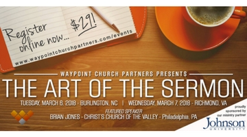 The Art Of The Sermon - Image